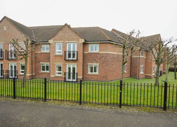 Thumbnail 2 bed flat for sale in Rempstone Drive, Hasland, Chesterfield