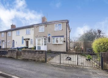 Thumbnail 3 bed end terrace house for sale in Tame Road, Tipton