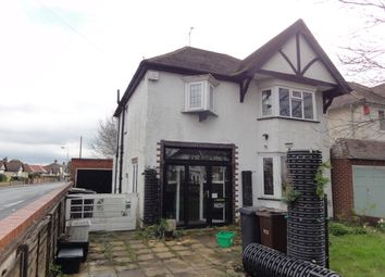 Thumbnail 3 bed detached house for sale in Pendeford Avenue, Wolverhampton