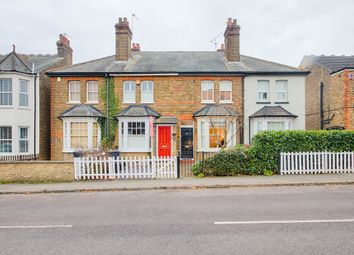 Thumbnail 3 bed terraced house for sale in Hertford Road, Hoddesdon