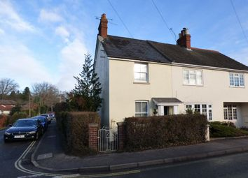 Thumbnail 2 bed semi-detached house for sale in Fleet Road, Farnborough