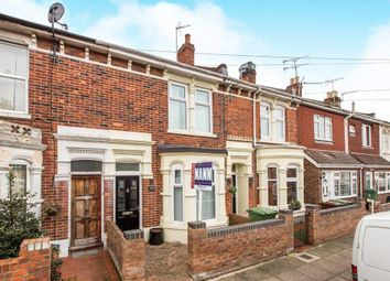 Thumbnail 3 bed end terrace house for sale in Burlington Road, Portsmouth