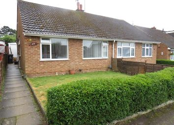 Thumbnail 2 bed semi-detached bungalow for sale in The Avenue, Welford Road, Kingsthorpe, Northampton