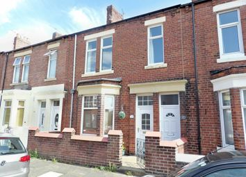 Thumbnail 3 bed flat to rent in Lyndhurst Street, South Shields
