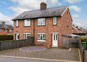 Thumbnail 3 bed semi-detached house to rent in New Park Road, Shrewsbury
