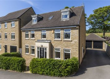 Thumbnail 5 bed detached house for sale in Beamsley Court, Menston, Ilkley, West Yorkshire