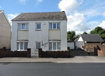 Thumbnail 3 bed detached house for sale in Llandeilo Road, Llandybie, Ammanford