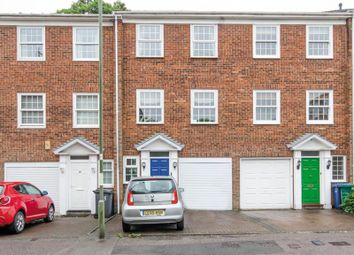 Thumbnail 4 bed terraced house for sale in Ashburnham Close, London