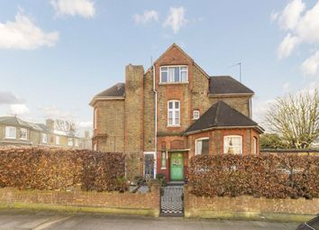 Thumbnail 4 bed flat for sale in Kirkstall Road, London