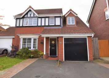 Thumbnail 4 bed detached house for sale in Chillington Way, Norton, Stoke-On-Trent