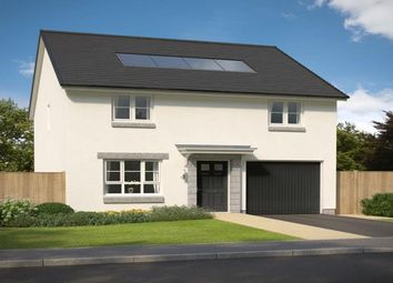 "Thumbnail 4 bedroom detached house for sale in ""Glenbuchat"" at Meikle Earnock Road, Hamilton"
