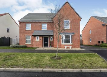 Thumbnail 5 bed detached house for sale in Broad Lane, Auckley, Doncaster