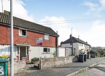 Thumbnail Semi-detached house for sale in Bodiam Close, Brighton