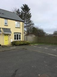 Thumbnail 3 bed semi-detached house for sale in Camelford, Cornwall