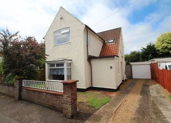 Thumbnail 3 bed detached house for sale in Vera Road, Hellesdon, Norwich