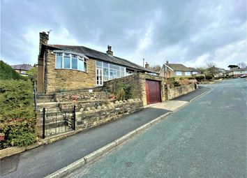Thumbnail 2 bed semi-detached bungalow for sale in Southfield Avenue, Riddlesden, Keighley