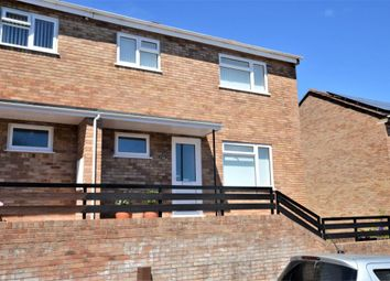 Thumbnail 3 bed semi-detached house for sale in Beech Park, Crediton, Devon