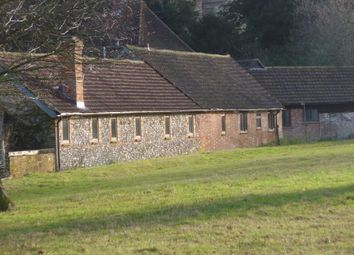 Thumbnail 1 bed barn conversion to rent in Chawton, Alton