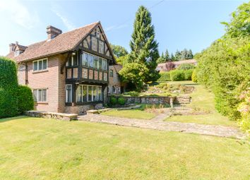 Thumbnail 6 bed detached house for sale in Claydon Lane, Chalfont St Peter, Gerrards Cross, Buckinghamshire