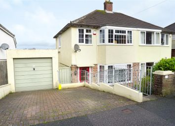 3 bed semi-detached house for sale in Woodland Drive, Plympton, Plymouth PL7