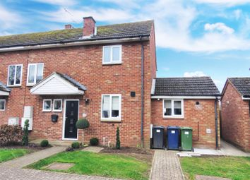 Thumbnail 2 bedroom semi-detached house for sale in Lincoln Road, Upwood, Huntingdon