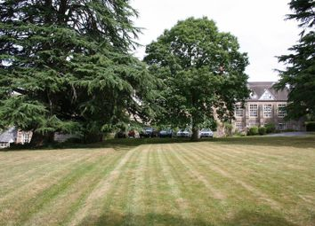Thumbnail 1 bedroom flat for sale in Devon House Drive, Bovey Tracey, Newton Abbot