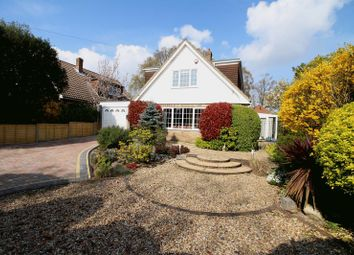 Thumbnail 3 bed detached house for sale in Peters Road, Locks Heath, Southampton