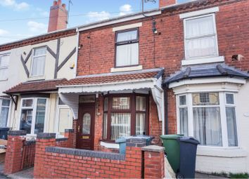 Thumbnail 2 bed terraced house for sale in Pargeter Street, Birchills, Walsall