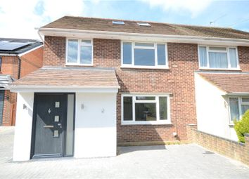 Thumbnail 4 bed semi-detached house for sale in Keepers Farm Close, Windsor, Berkshire