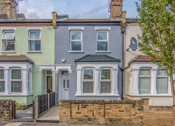 Thumbnail 2 bed terraced house for sale in East Crescent, Bush Hill Park, Enfield