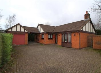 Thumbnail 3 bed bungalow for sale in Croston Road, Preston
