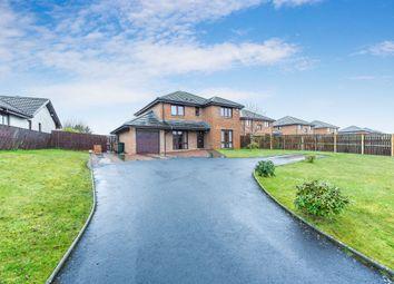 Thumbnail 4 bed detached house for sale in Plann Road, Knockentiber, Kilmarnock