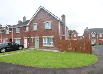 Thumbnail 3 bed terraced house for sale in Stonebridge Meadows, Lisburn