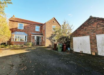 Thumbnail 4 bed detached house for sale in Main Street, Saxby-All-Saints, Brigg