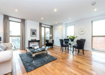 Thumbnail 2 bed flat for sale in The Residence Hoxton, London