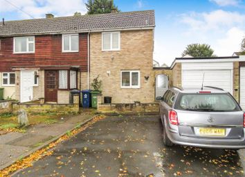 Thumbnail 3 bed semi-detached house for sale in Springbrook, Eynesbury, St. Neots