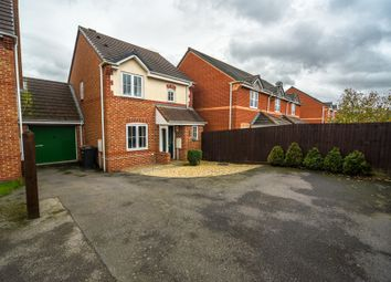 Thumbnail 3 bed link-detached house for sale in Cavalry Close, Melton Mowbray