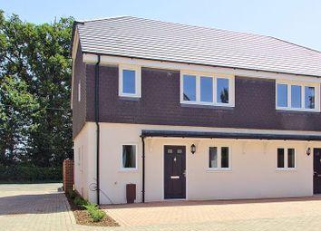 Thumbnail 3 bedroom semi-detached house for sale in Progress Grove, Yapton Lane, Walberton