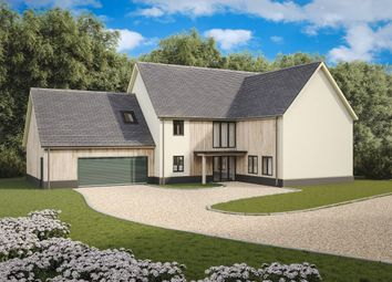 Thumbnail 6 bed detached house for sale in Oxford Road, Frilford, Abingdon, Oxfordshire