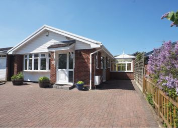 Thumbnail 2 bed detached bungalow for sale in Jackman Road, Fradley, Lichfield
