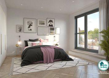 Thumbnail 1 bed flat for sale in Earlsfield Place, Earlsfield Riverside, London