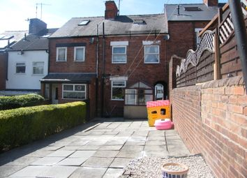 Thumbnail 3 bed terraced house for sale in Rutland Road, Chesterfield