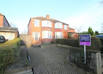 Thumbnail 3 bed semi-detached house for sale in Worry Goose Lane, Rotherham