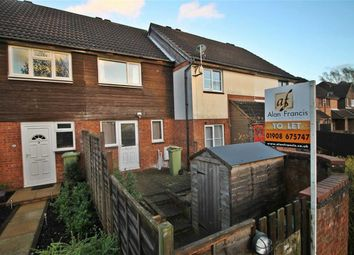 Thumbnail 2 bedroom terraced house to rent in Ormsgill Court, Heelands, Milton Keynes