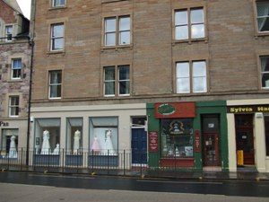 Thumbnail 1 bed flat to rent in Buccleuch Street, Newington, Edinburgh