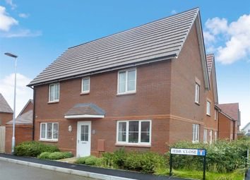 Thumbnail 3 bed detached house to rent in Jebb Close, Swindon, Wiltshire