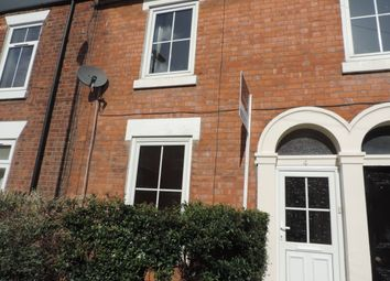 Thumbnail 3 bed terraced house to rent in Park Street, Stafford