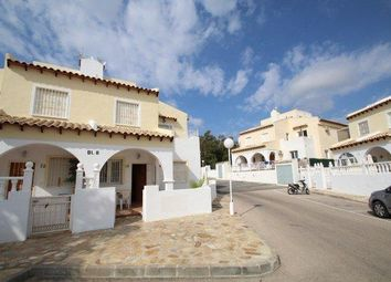 Thumbnail 3 bed semi-detached house for sale in Panorama Golf, Villamartin, Costa Blanca, Valencia, Spain