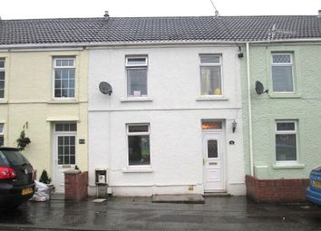 Thumbnail 3 bedroom terraced house for sale in Loughor Road, Gorseinon, Swansea, City And County Of Swansea.