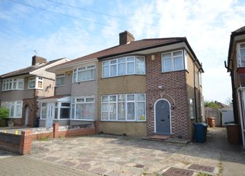 Thumbnail 3 bed semi-detached house for sale in Bellamy Drive, Stanmore